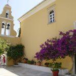 The-Paleokastritsa-Monastery-in-Corfu-©sanderovski